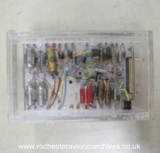 'Amplifier Filter Low Pass' Circuit Module