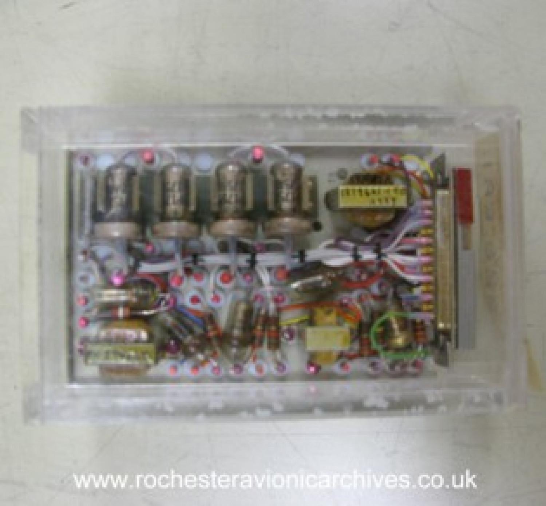 Amplifier Filter Circuit Module
