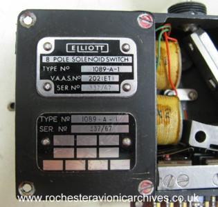 8 Pole Solenoid Switch