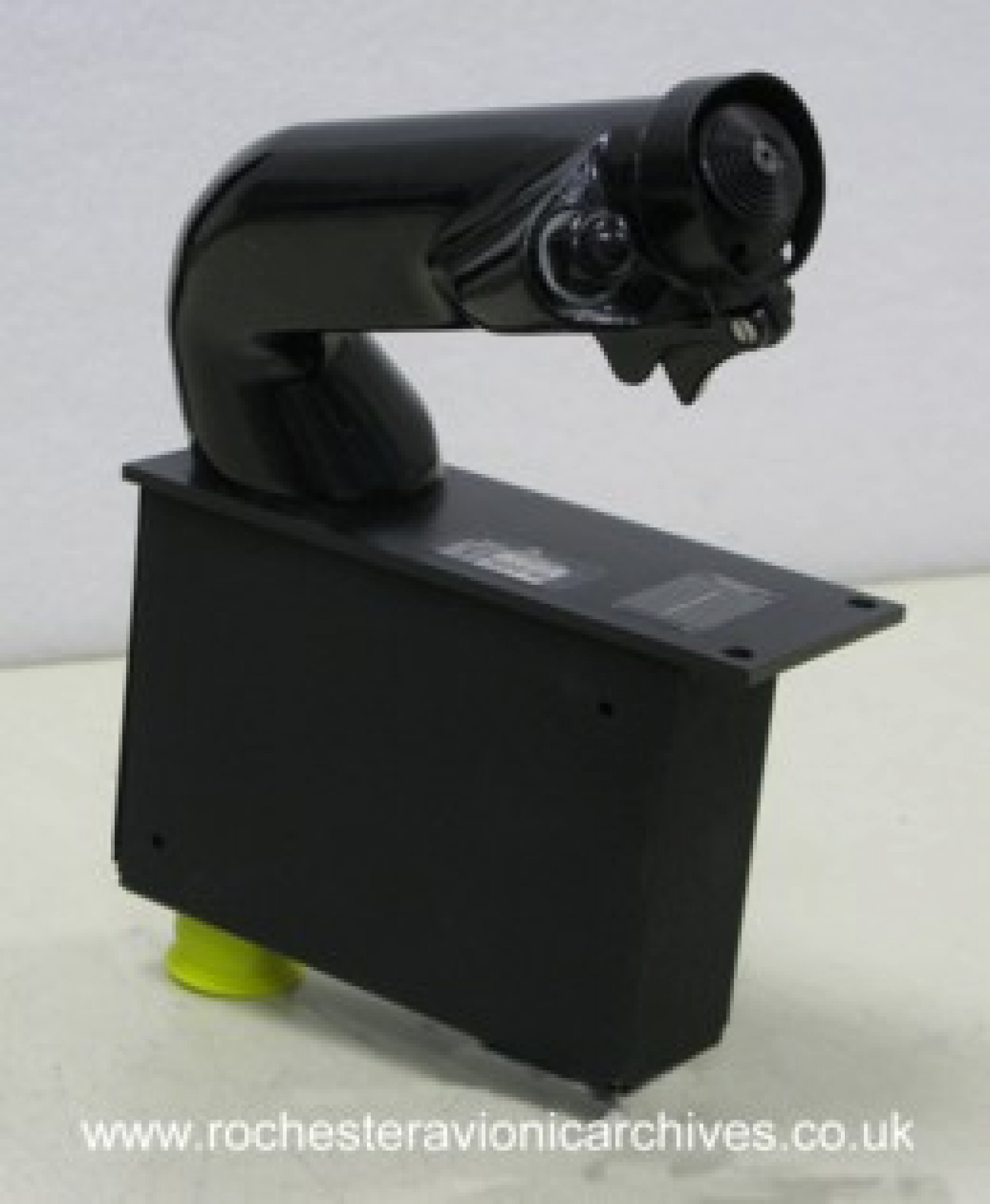 Hand Controller for Map Display