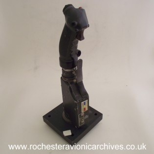 Control Stick Grip Assembly (for exhibition)