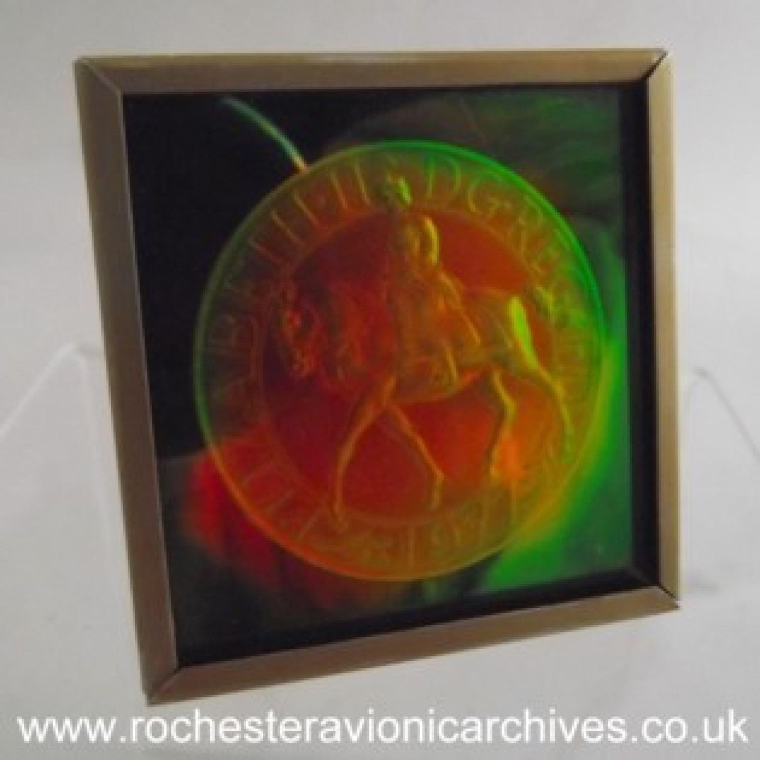 Holographic Coin