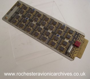 Deflection Register Circuit Board