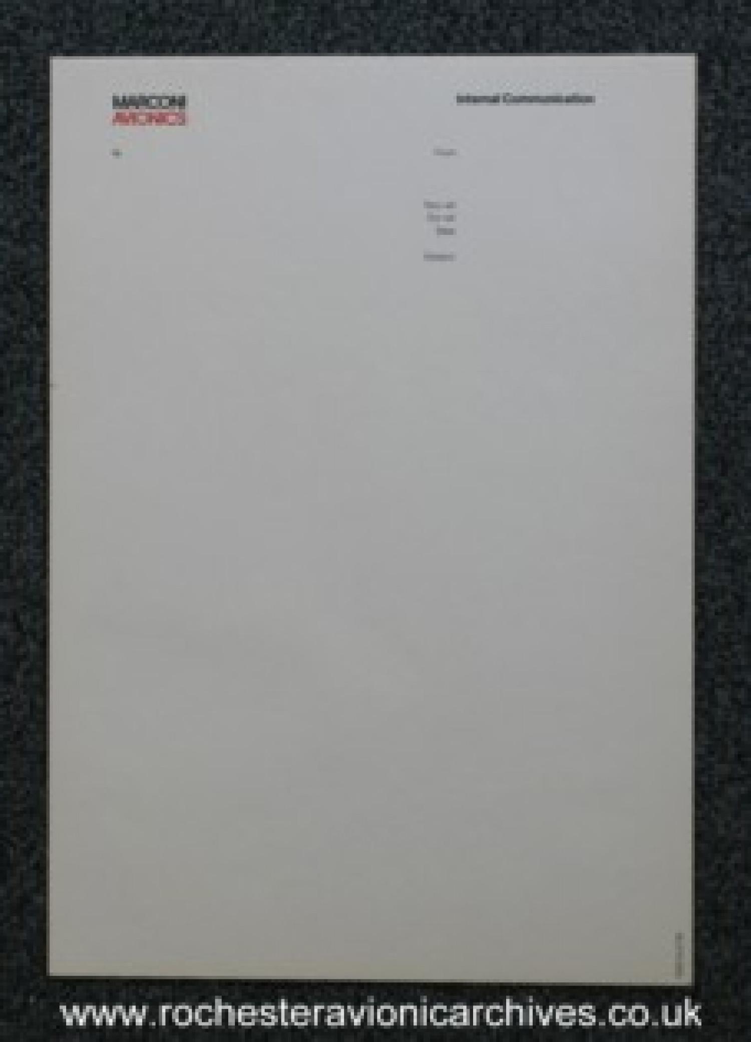 GEC Avionics IC Pads, large