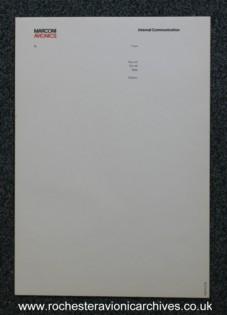 Marconi Avionics IC Pads, large