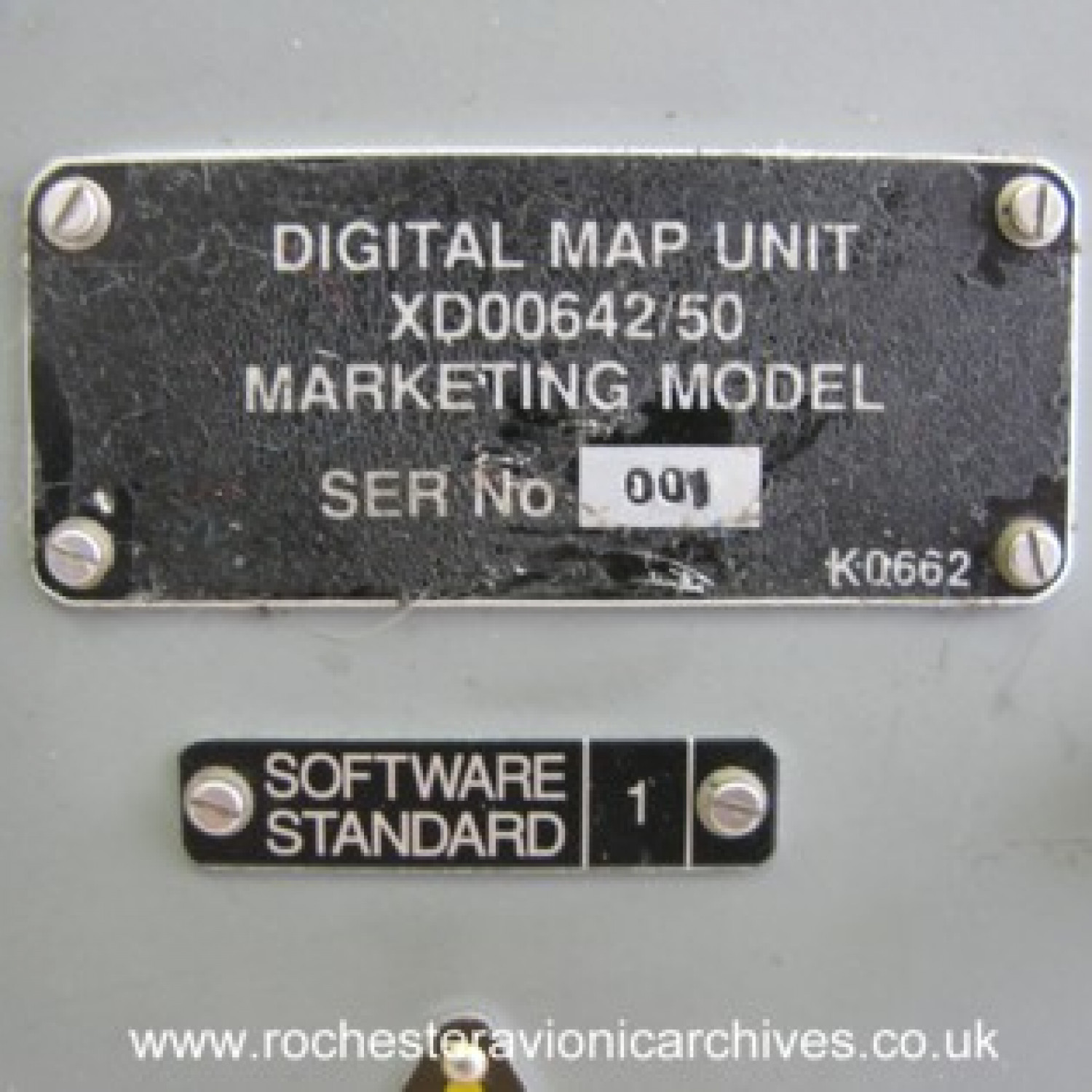 Digital Map Unit