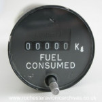 Fuel Consumed Indicator