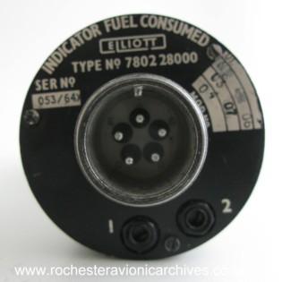 Fuel Consumed Indicator