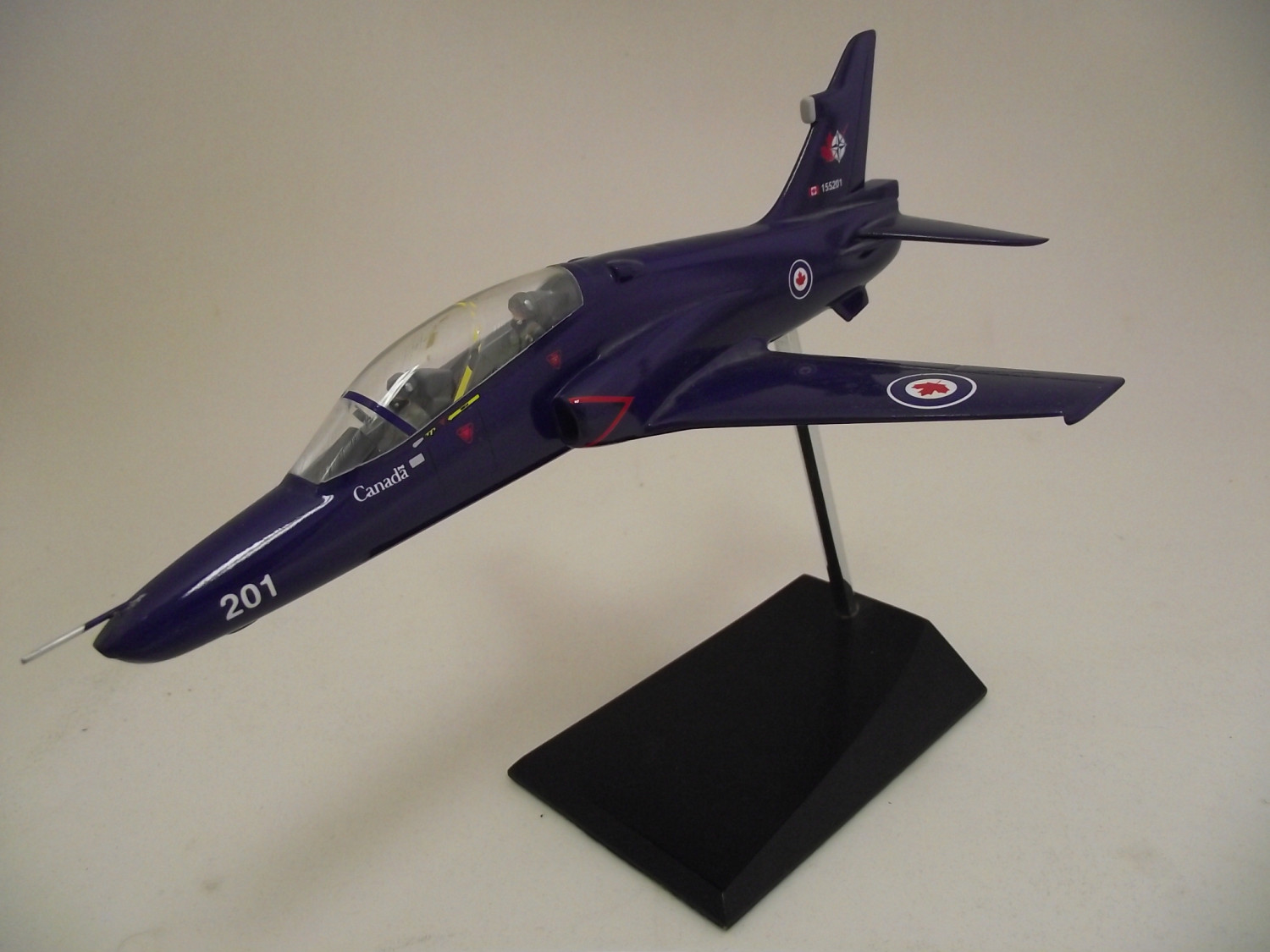 Model of Hawk Trainer.