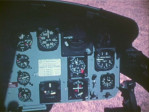 CATO Helicopters Instrument Panel