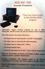 AQS902/920 Acoustic Processors