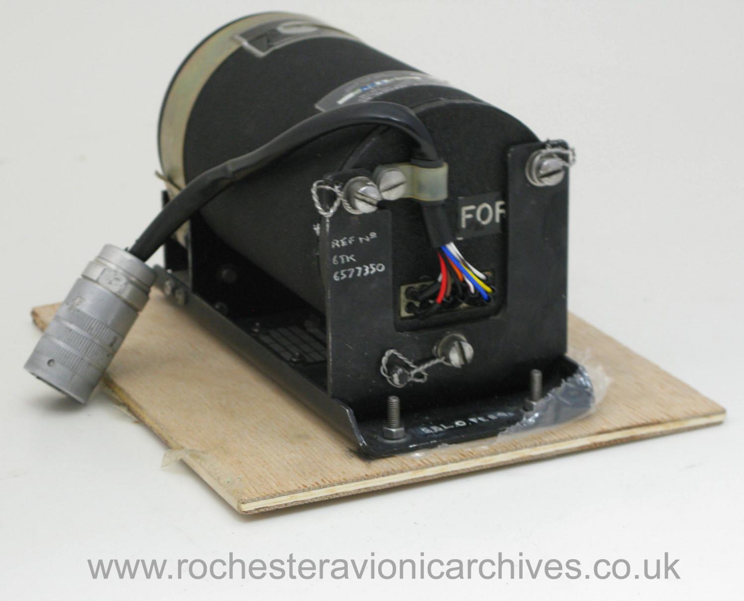 Vertical Gyro Transmitter Assembly